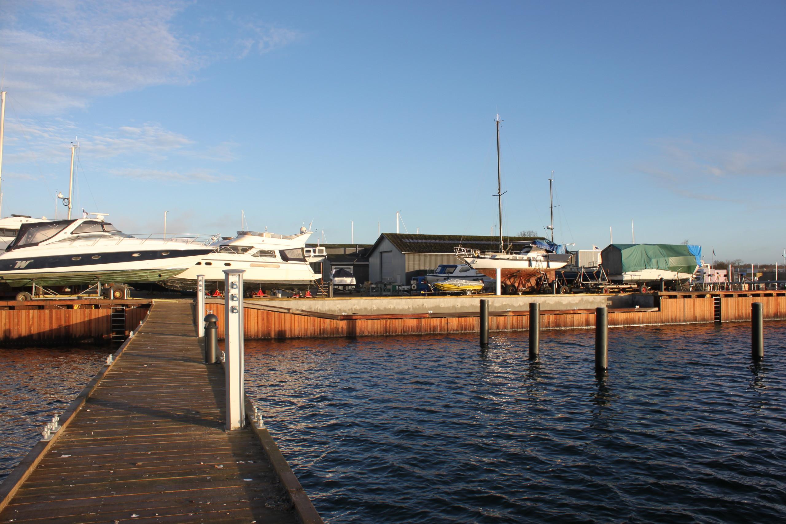 Picture of: Opbevaring Af Din Bad Havneservice Marinecenter Horsens Aps